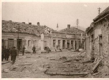Tragické bombardovanie Nitry