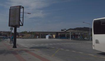 Otvorenie autobusovej stanice