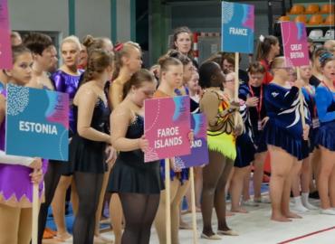 Nitrianske gymnastky získali zlato