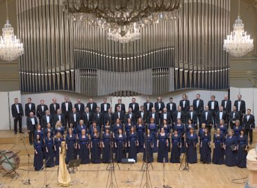 Do mesta pod Zoborom zavíta Slovenský filharmonický zbor