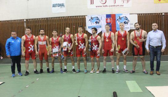 Nitra hostila Majstrovstvá Slovenska v zápasení