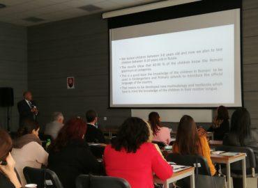 Konferencia o rómskej kultúre a jazyku