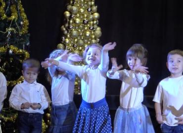 V obci Cabaj – Čápor sa pred Vianocami opäť oslavovalo