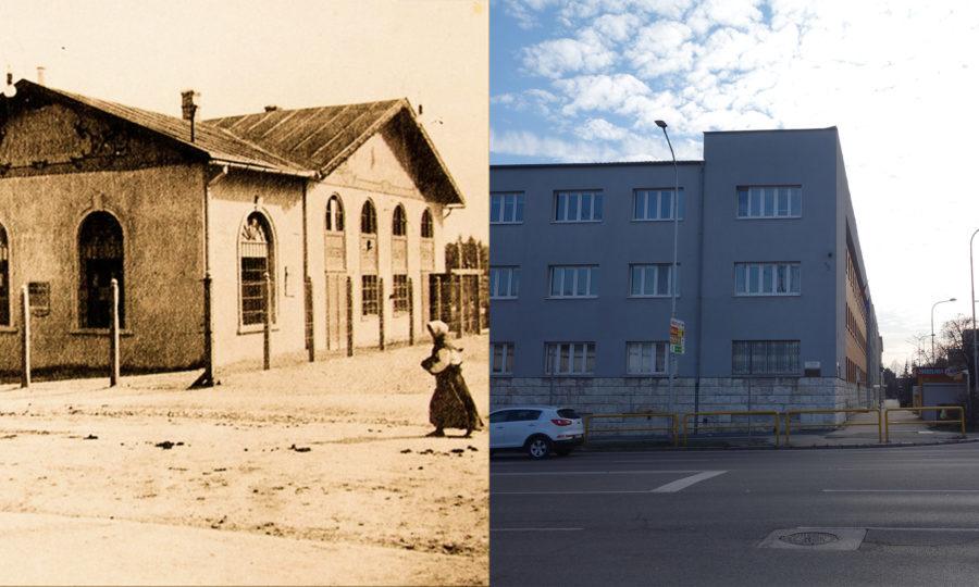 Nitra včera a dnes: Kino Meteor