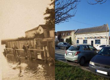 Nitra včera a dnes: Gisserova plaváreň