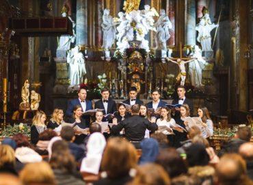 Psallite Deo v Bazilike sv. Emeráma