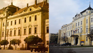 Nitra v čase: Župný dom