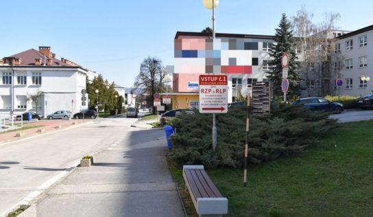 Nitrianska nemocnica má tri červené zóny