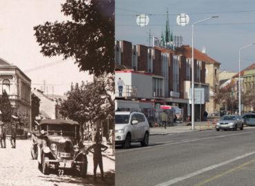 Nitra v čase: Bývalý hotel Tatra