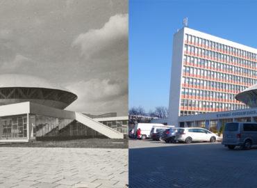 Nitra v čase: Vysokoškolský komplex SPU
