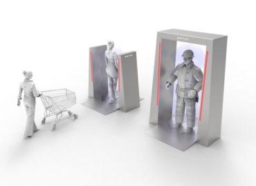 Firma z Vrábeľ prišla so šikovným nápadom – dezinfekčné brány