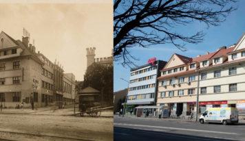 Nitra v čase: Budova bývalého národného a roľníckeho domu