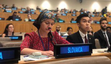 Slovensko hľadá mladých ľudí, ktorí budú krajinu reprezentovať na pôde OSN