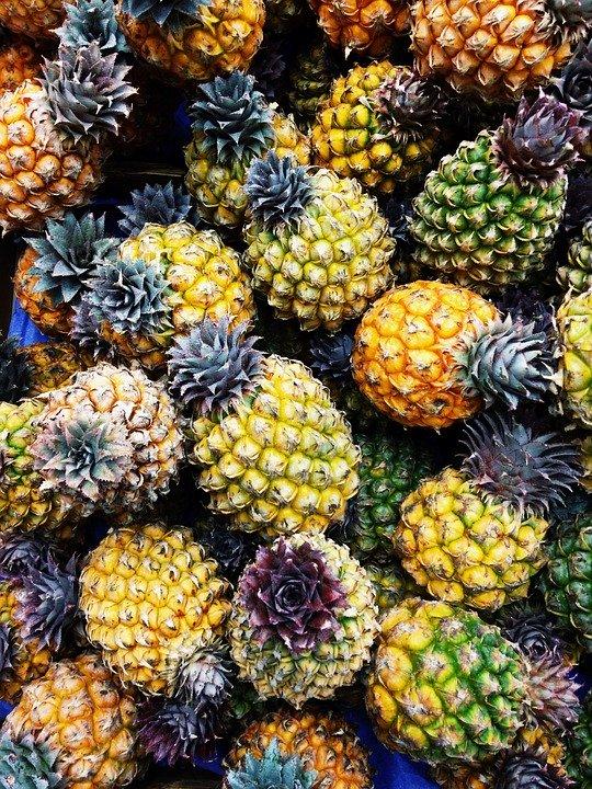 Prírodná lekáreň: Exotický ananás