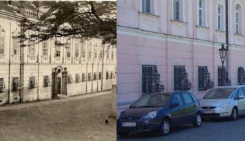 Nitra v čase: Veľký seminár a Diecézna knižnica