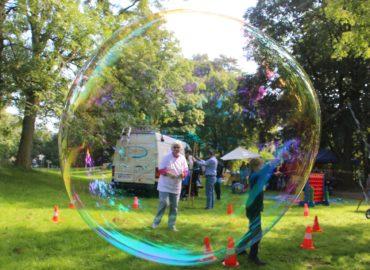 Na záver prázdnin pripravili festival pre deti aj rodičov