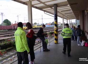 Týždeň bezpečnosti na železnici: Pricestujte na želané miesto bez ujmy