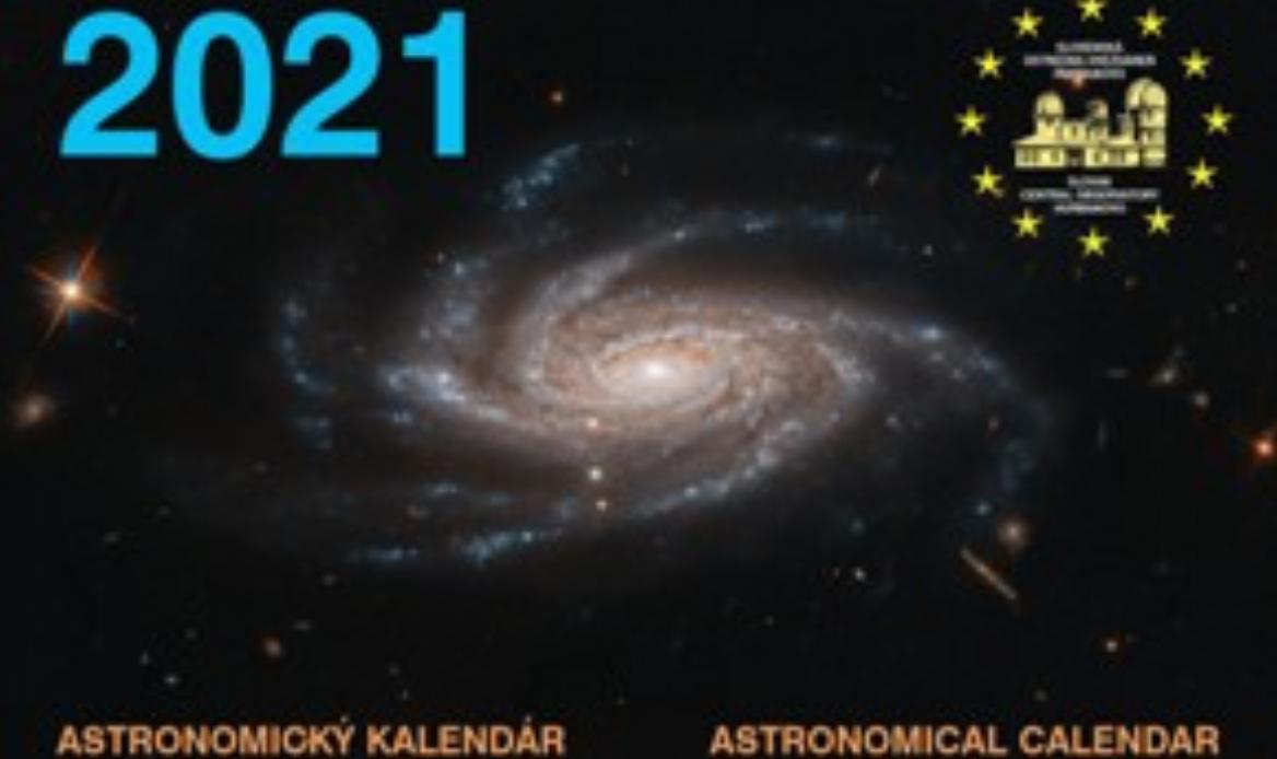 astronomický kalendár Hurbanovo