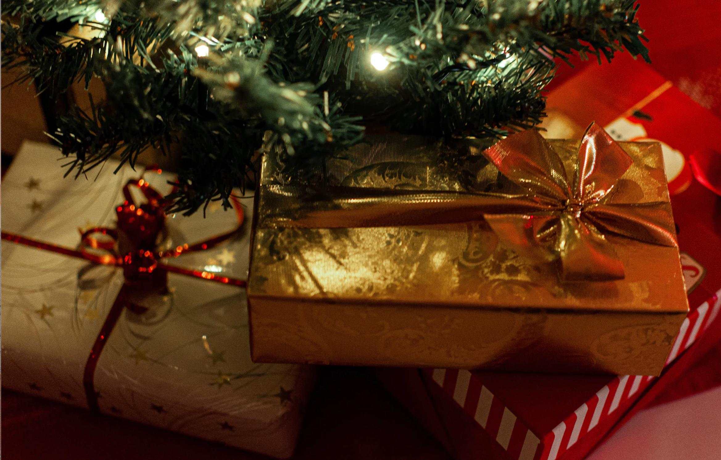 vianocný darček