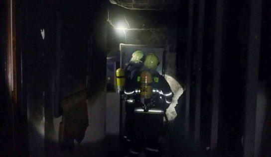 Požiar na Pražskej ulici v Nitre si vyžiadal jednu obeť