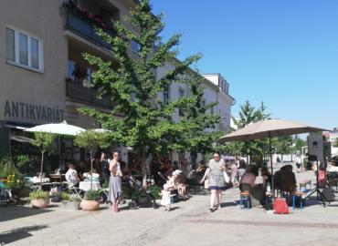 Roztancovaná pešia, čítajúci Ivan Gontko a začiatok letného kina – aj tento víkend to bude v Nitre žiť