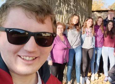 Pôsobenie evanjelickej mládeže v Nitre