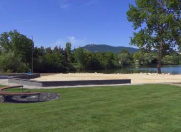 Na nitrianskom výstavisku Agrokomplex otvorili novú športovo-oddychovú zónu