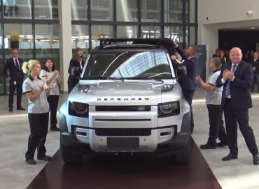 Jaguar Land Rover predviedol novinku, ktorú bude vyrábať v Nitre