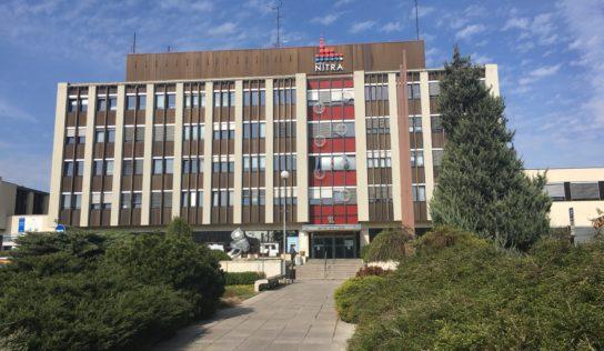 Mestské zastupiteľstvo dnes odsuhlásilo úver na rozvoj Nitry v sume 9 miliónov