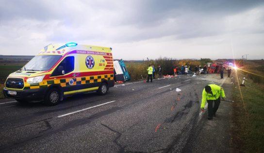 Rok od tragickej nehody autobusu: Obvinili vodiča nákladného auta