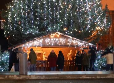 Vianočné mestečko po novom