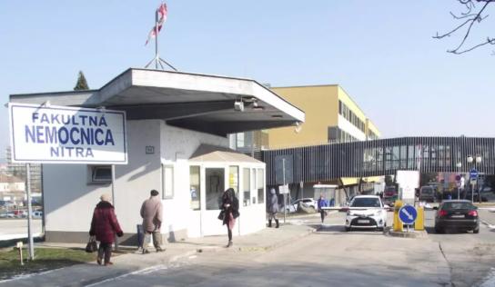 Nitriansky samosprávny kraj nesúhlasí s optimalizáciou siete nemocníc