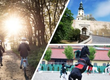 Poradňa: Tipy na výlety v Nitre a okolí. Mesto vám predstaví aj 8-ročný Leo