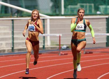 Študentka UKF prekonala rekord v behu cez prekážky