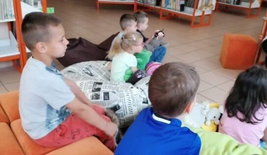 Deti a kniha