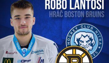 Róbert Lantoši začne nasledujúcu sezónu v drese Corgoňov