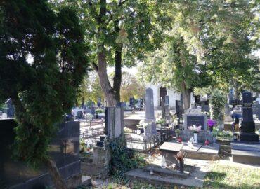 Nový cintorín v mestskej časti Chrenová požehná nitriansky biskup