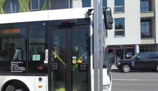 Nitra bude mať od budúceho roka nového dopravcu mestskej hromadnej dopravy
