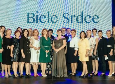 Zdravotné sestry si prevzali ocenenie Biele srdce