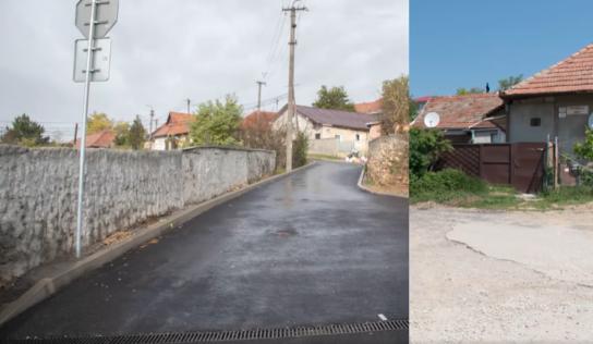 Mesto zrekonštruovalo ulicu, ktorá bola roky v dezolátnom stave