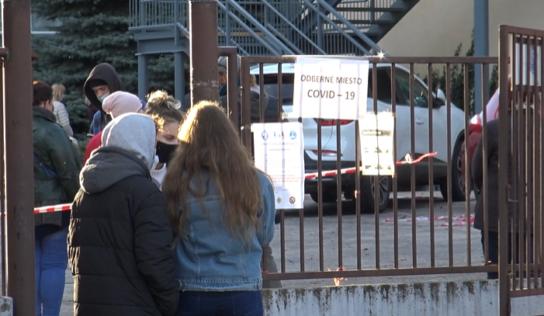 Mesto Nitra zverejnilo informácie k dobrovoľnému testovaniu počas najbližšieho víkendu