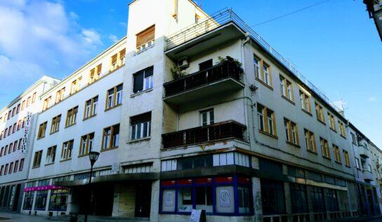 Bod.K7 v budove bývalej banky slávnostne otvoria v septembri