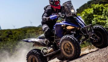 Jeho ambíciou je byť prvým Slovákom na Rallye Dakar v kategórii štvorkoliek – Juraj Varga