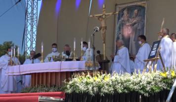 V nedeľu sa bude na Svätoplukovom námestí konať slávnostná omša