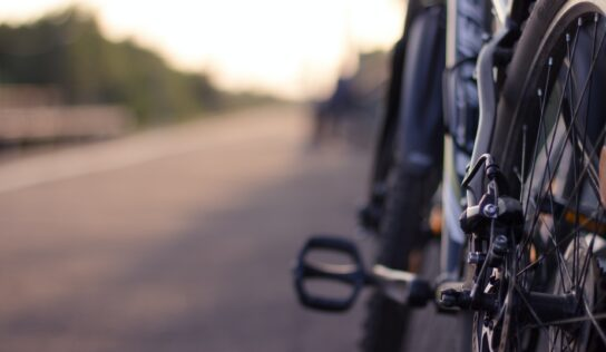 Výstavba odpočívadla a prístrešku pre bicykle na cyklotrase finišuje