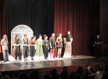 Šípková Ruženka sa prebudila na premiére Starého divadla Karola Spišáka