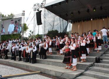 Laureátmi festivalu Akademická Nitra 2021 sa stali súbory Hornád a Aurora Borealis