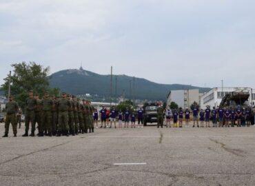 """V priestoroch Protilietadlovej raketovej brigády v Nitre sa uskutočnil """"ARMY WORKSHOP"""""""