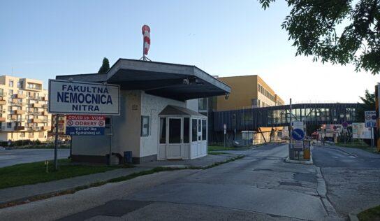 Vo Fakultnej nemocnici aktualizovali organizáciu testovania