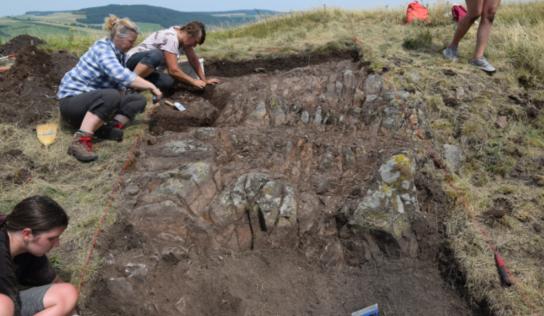 Archeológovia z Nitry sa aktívne zapojili do výskumu, objavili početné archeologické nálezy